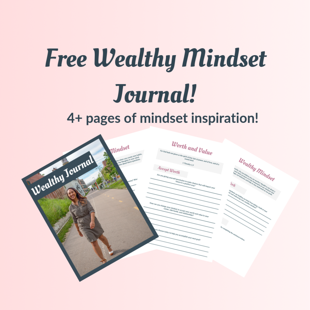 Wealthy Mindset Journal